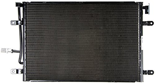 Behr Hella Service 351304751 Condenser for Audi A4 4.2L (Behr Air Conditioning)