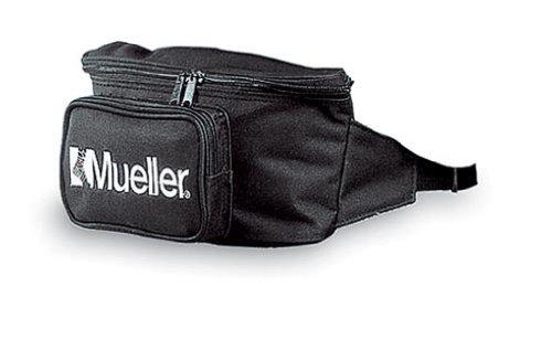 Mueller Fanny Pack, Empty, Black, -