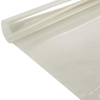 b63c739434 Hoho Pellicola protettiva trasparente 2Mil, lucida, adesiva, protezione  antigraffio per mobili, anti