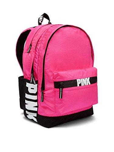 Victoria's Secret PINK Campus Hot Pink Backpack