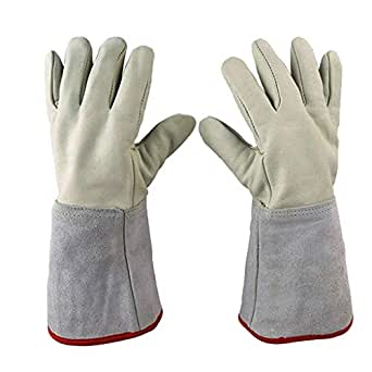 Fenteer 36cm Cold Weather Winter Freezer Work Gloves High