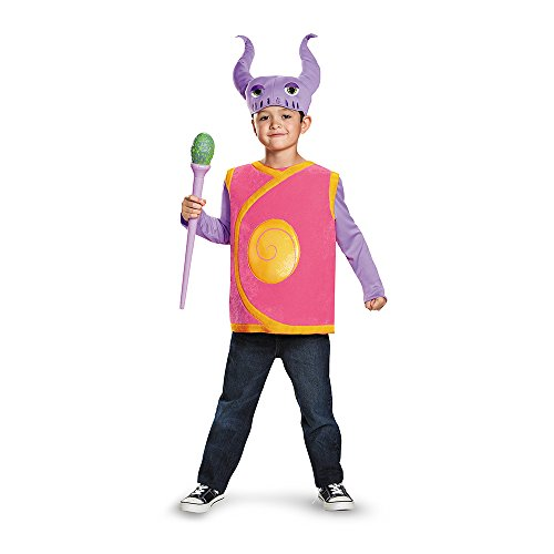 Captain Smek Deluxe Costume, X-Small (3T-4T)