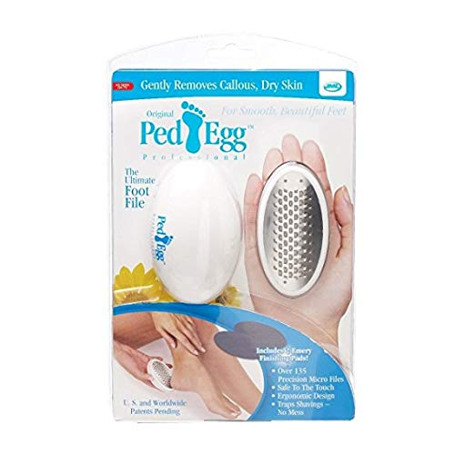 ped Egg with Foot File Offer Foot Care china