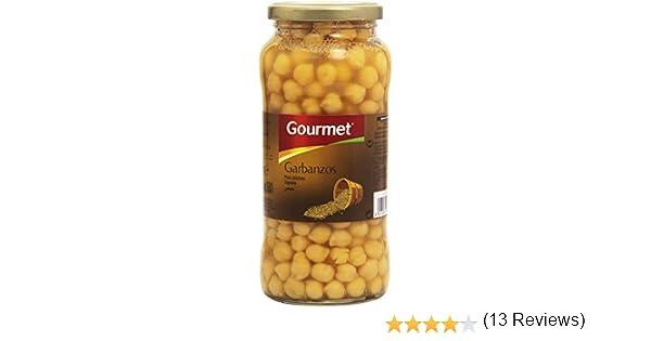 Gourmet - Garbanzos - 540 g: Amazon.es: Alimentación y bebidas
