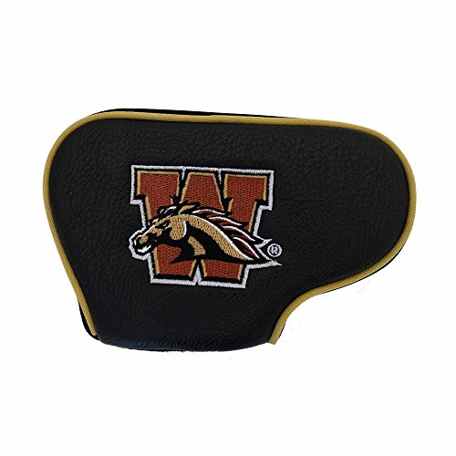 (Team Golf NEW Western Michigan University Broncos Blade Putter Cover)