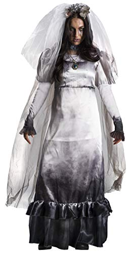 Rubie's Women's The Curse of La Llorona Adult Deluxe Costume, Large, As As -