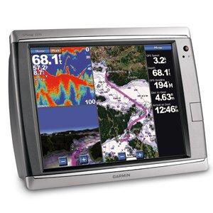 Garmin GPSMAP 7215 GPS Chartplotter MFD primary