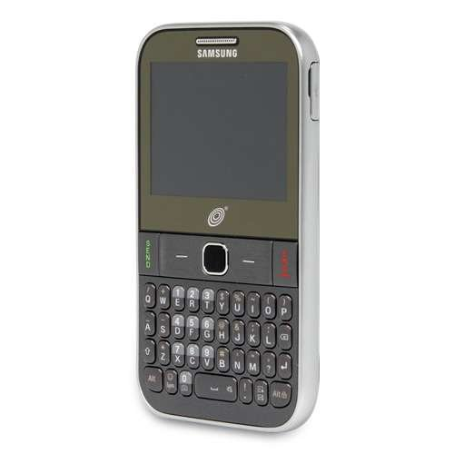 - S390G Smartphone - Wi-Fi - 3G - Bar - Black
