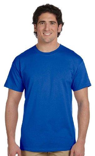 Gildan Ultra Cotton - Ultra Cotton Tall T-Shirt. 2000T - Royal - X-Large - T-shirt Ultra Heavyweight Cotton