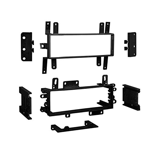 Metra 99-5700 Installation Multi-Kit for 1975-2000 Ford/Jeep/Lincoln/Mazda/Mercury Vehicles (Black) (Mount Ford Vehicle)