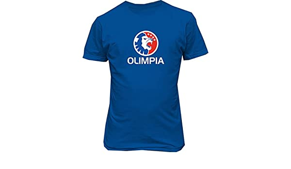 Amazon.com: Club Deportivo Olimpia Honduras soccer football t shirt: Clothing
