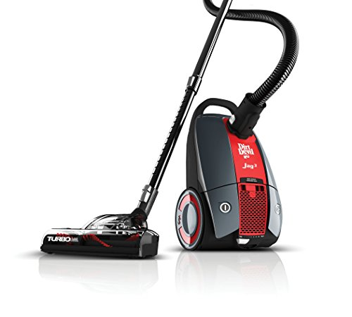 Dirt Devil Jag 3 Canister Vacuum Red SD30060
