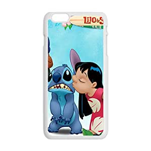 Zero Lilo & Stitch Case Cover For iPhone 6 Plus Case