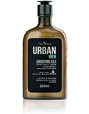 Shampoo Urban Men IPA 3X1, Urban, Incolor, 240 Ml