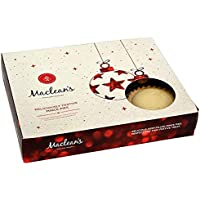 Macleans Highland Bakery Deliciously Festive Mince Pies 6 pk 325g