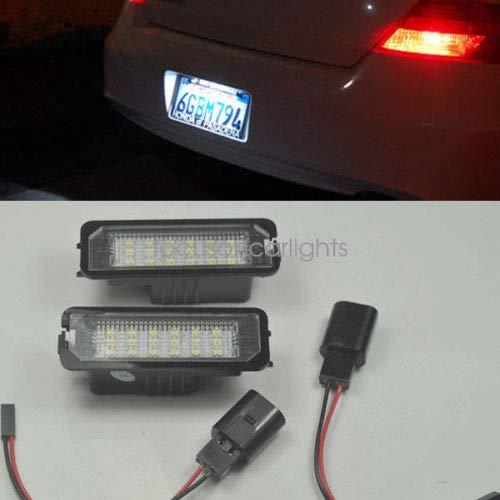 Mk5 Golf Led Number Plate Lights in US - 9