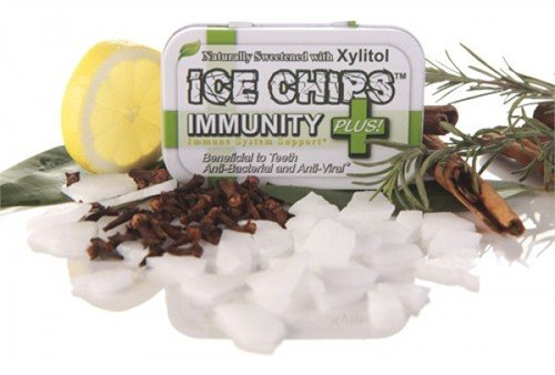 Ручной олово конфеты гвоздики Плюс кусочки льда Candy 1,76 унции Candy