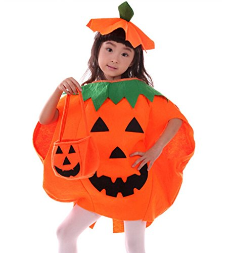 (Eternatastic Pumpkin Costume Child Plump Costume With)