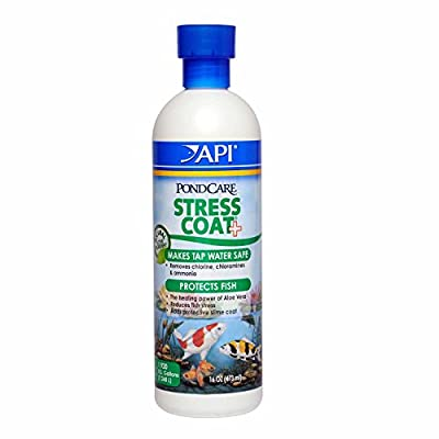 API POND STRESS COAT Pond Water Conditioner