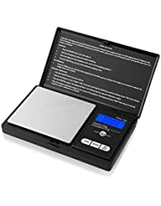Food Scale Kitchen Scale Jewelry Scale Digital Pocket Scale Digital Grams Scale Jewelry Scale (1000g/0.1g)