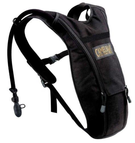 Camelbak Stealth 70 oz/2.1L Hydration Pack Black 76000 (Camelbak Hydration Packs Omega Reservoir)