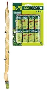 555N504 - Cintas Adhesivas Atrapa Moscas 8 U
