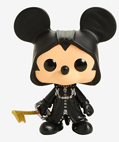 Funko Pop! Disney #334 Kingdom Hearts Organization 13 Mickey (Box Lunch Exclusive)