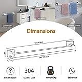 NearMoon Bathroom Towel Bar, Bath Accessories