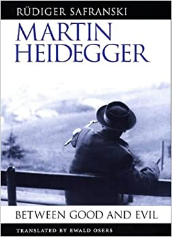 Book Martin Heidegger: Between Good and Evil