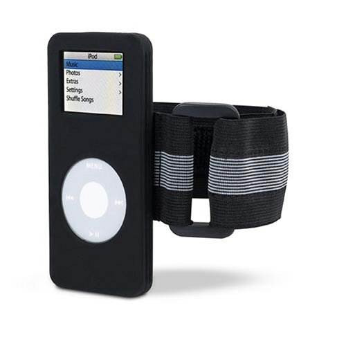 Belkin Armband Case for iPod nano 1G, 2G (Black) ()