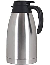 Thermal Carafe Stainless Steel Coffee Double Walled...