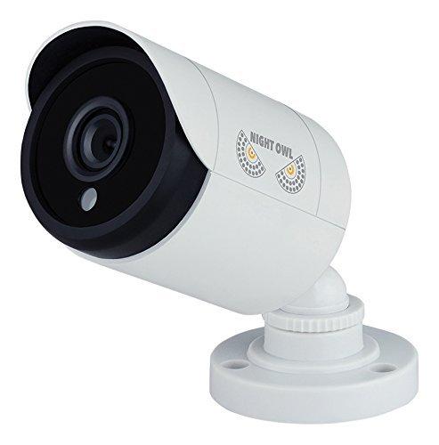 Night Owl, LLC Night Owl Bullet Camera Dome Camera, White (CAM-HDA10W-BU) [並行輸入品] B01JJH91ZY