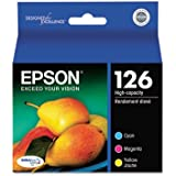 EPST126520 - Epson T126520 126 High-Yield Ink