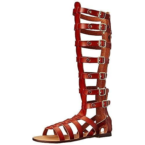 dae8860513c8 well-wreapped Madden Girl Women s Penna Gladiator Sandal ...