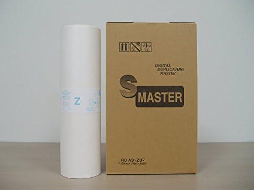 リソー マスター EタイプAE(S-5518)対応汎用マスター(2本組) ROA3-Z37 デジタル印刷機 リソグラフ用
