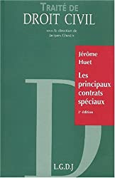 Traité Droit Civil : Princ.Contr.Spec.
