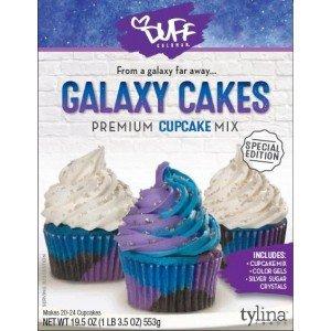 Duff Cupcake Mix - Galaxy