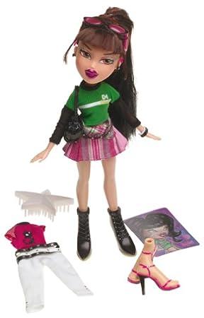 Bratz Doll Funk Out Jade: Amazon fr: Jeux et Jouets