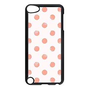 YCHZH Phone case Of Polka dot Cover Case For Ipod Touch 5