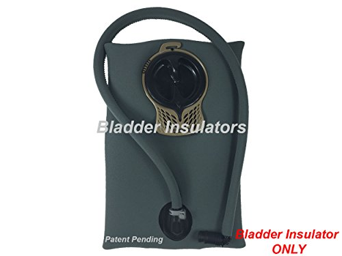System Insulator Hydration (Hydration Tube Covers Bladder Insulators are Compatible with Camelbak Reservoir Water Bladder. Will fit MIL Spec Antidote and Crux)
