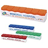Good Value 7-Day Release Pill Box Red 1000 Pack