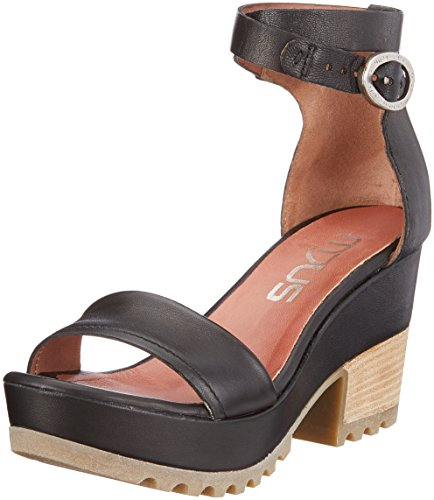 discount footlocker finishline Mjus Women's 811007-0201-6002 Ankle Strap Sandals Black (Nero 6002) buy cheap find great new for sale tumblr cheap online Yxwc724FF