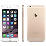 Apple iPhone 6 Plus, AT&T, 16GB - Gold (Renewed)