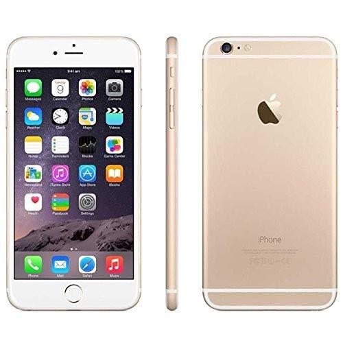 Apple iPhone 6 Plus, AT&T, 16GB - Gold (Renewed)