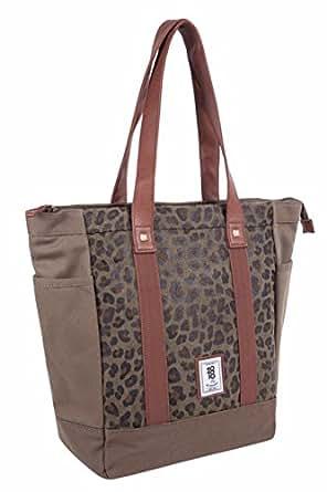 Bolso Shopper Animal Print 18, bolso shopper, bolso shopper mujer, bolso shopping, bolso shopper tela, yute
