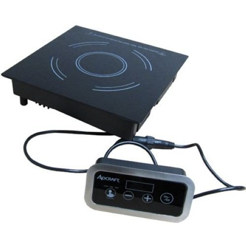 Adcraft Drop in Induction Cooker with Remote Control Box, 11 3/4 x 11 3/4 x 3 1/4 inch -- 1 each.