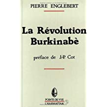 Révolution burkinabe  la