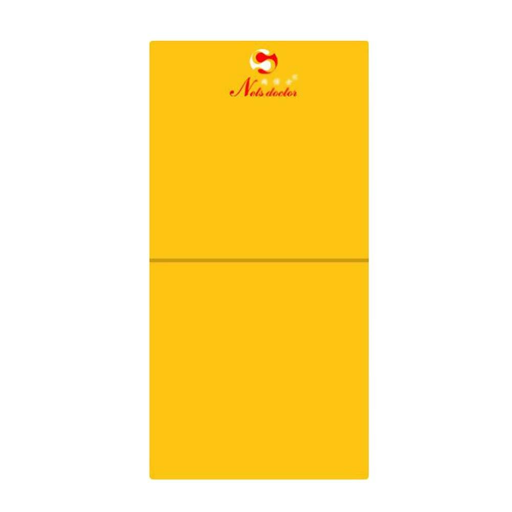 ZJ ヨガ、体操、ストレッチ、コアトレーニング用の持ち運び用ハンドル付き折りたたみエクササイズマット5cm厚 - - 黄色 60×120×5CM (サイズ さいず (サイズ : 90×180×5CM) B07PPHPYZL 60×120×5CM 60×120×5CM, カミマシキグン:19853363 --- gamenavi.club