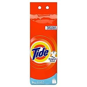 Tide Laundry Powder Detergent Original Scent 9 kg