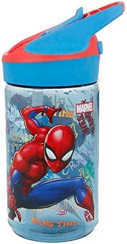 Stor Botella TRITAN Premium 480 ML | Spiderman Graffiti